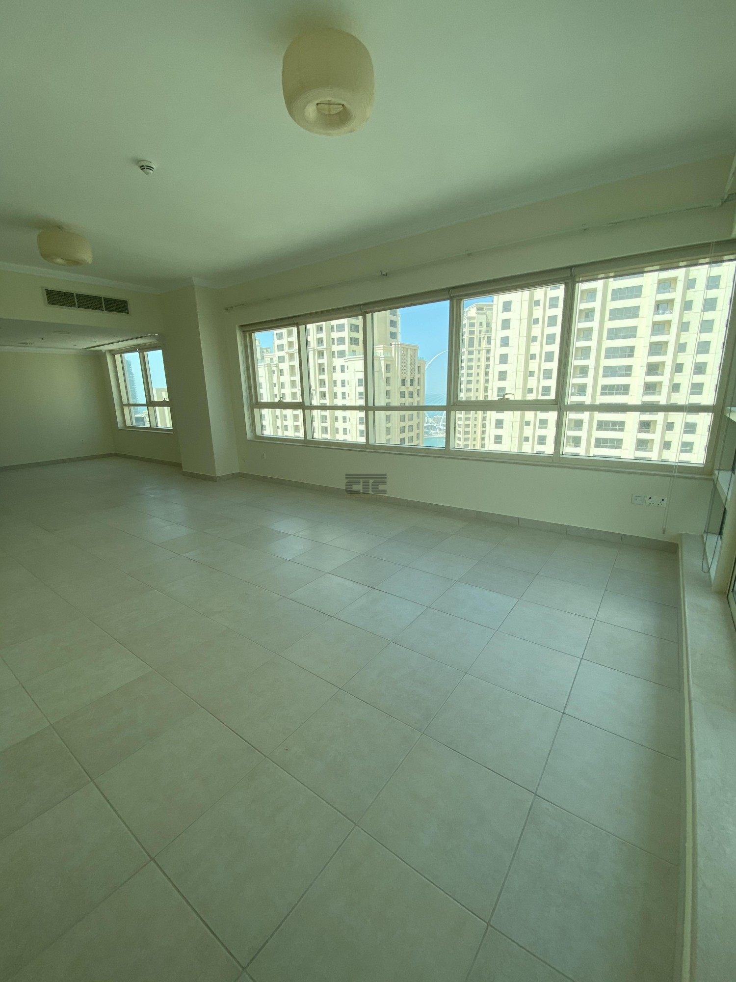 MARINA QUAYS WEST 3 BED ROOM + MAIDS WITH FULL SEA VIEW @200,000