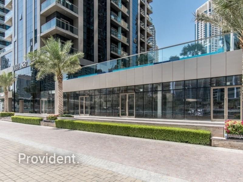 Retail Shop - Marina Walk View  - Brand New