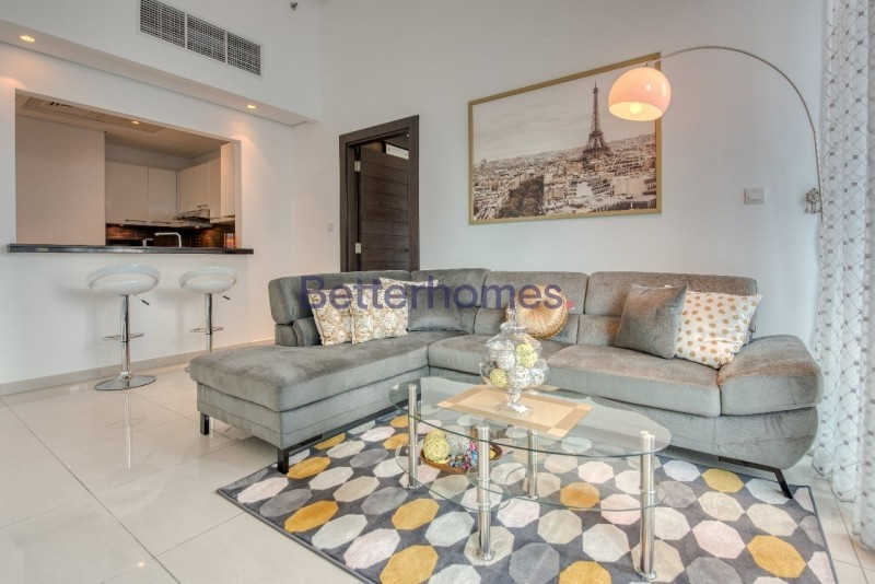 Amazing 1 Bed |Fully Furnished | Easy Viewing