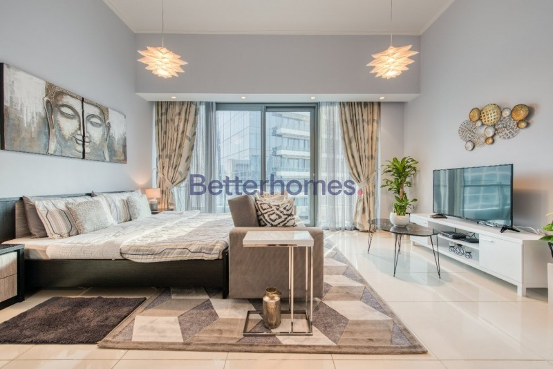 Amazing Studio | Fully Furnished | Easy Viewing