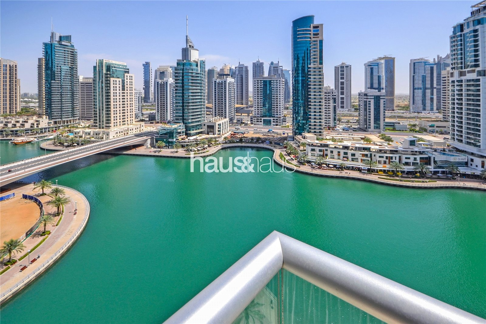 Full Marina View | Unfurnished | Park Island
