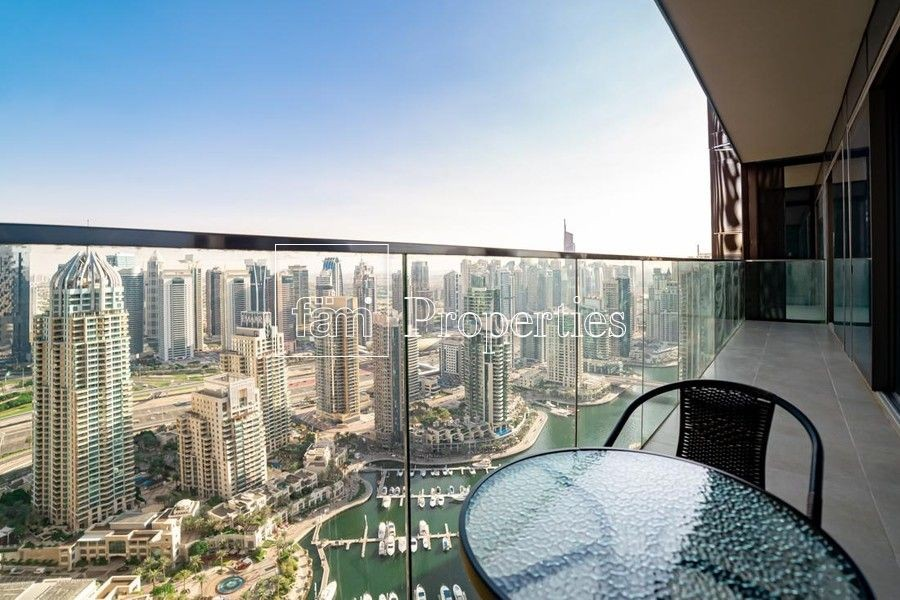 Superb 2 BR | Astonishing Marina View | Great Deal