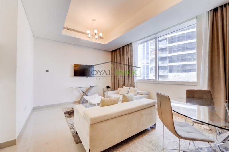 Beautifully Build Hotel Apartment is now for RENT