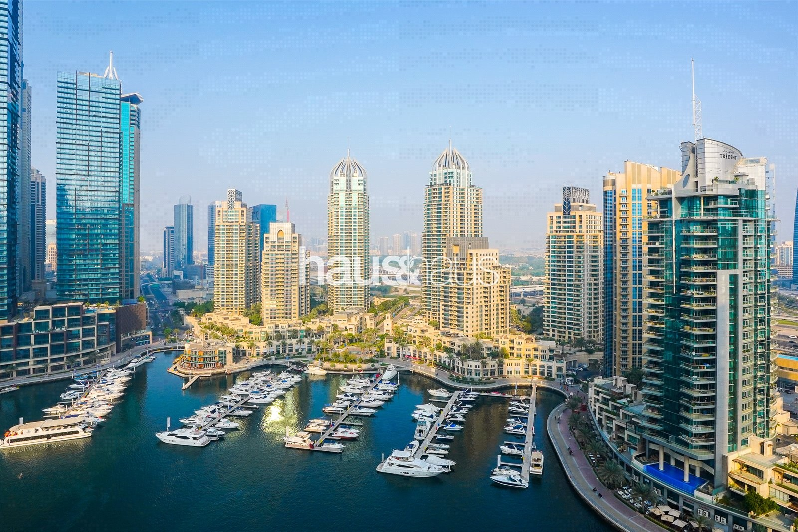 Beautifully furnished   Marina View   Ready now