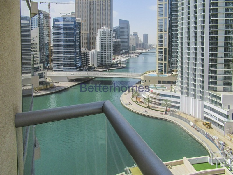 Unfurnished or Fully Furnished| Marina View