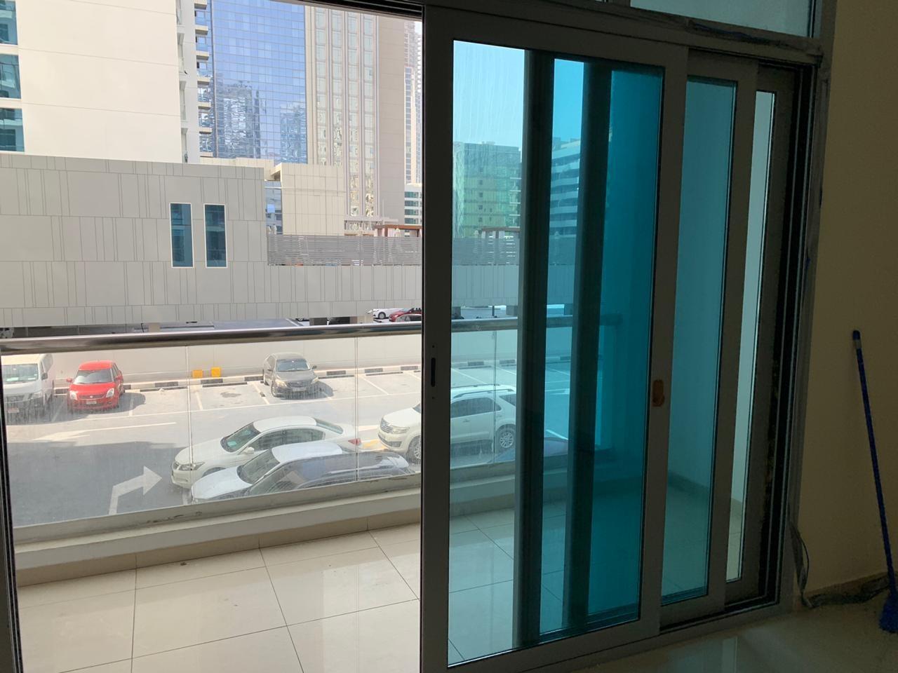 With Balcony Studio Apt for rent in DEC Tower Dubai Marina