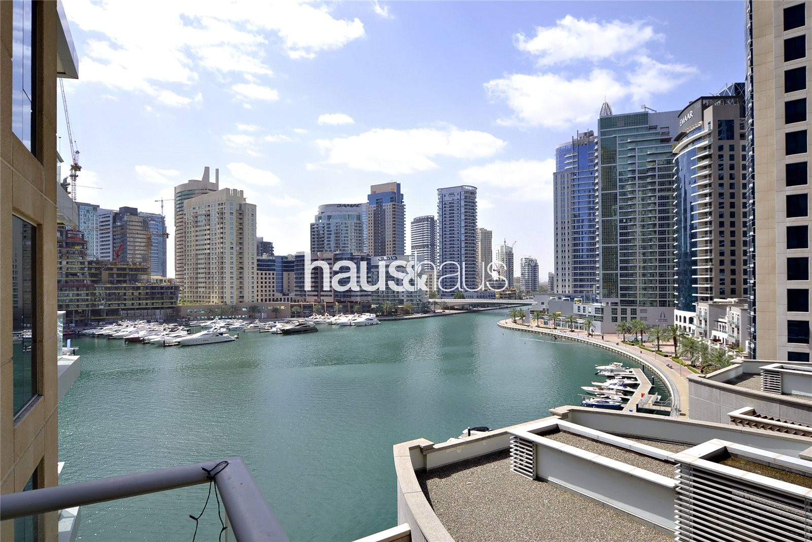Chiller Free | Fully Furnished | Marina Views