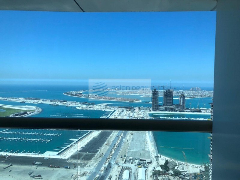 Full sea view | Ready to Move in | A must see unit