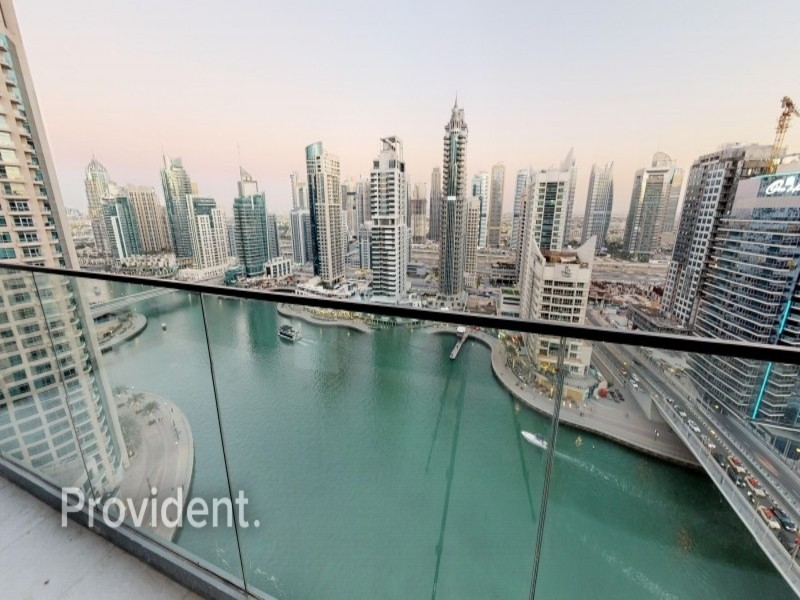 Brand New Water Front Living Large 3BR+Maid's Room