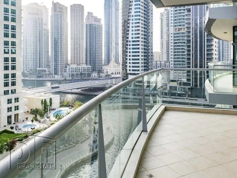 Marina View | Large Layout 2 Bed + Maids