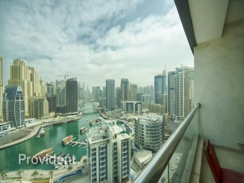 Full Marina View | High Floor | DEC Tower 2