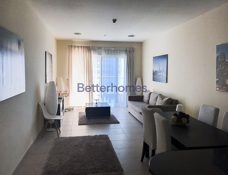 Stunning Sea View |Full Furnished |  High Floor