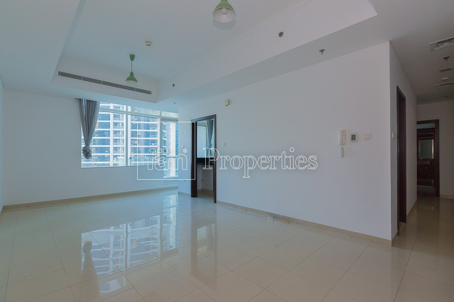 Unfurnished 2 Bedroom Marina View