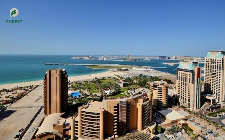 Full Sea View | Furnished 2 Beds | Vacant