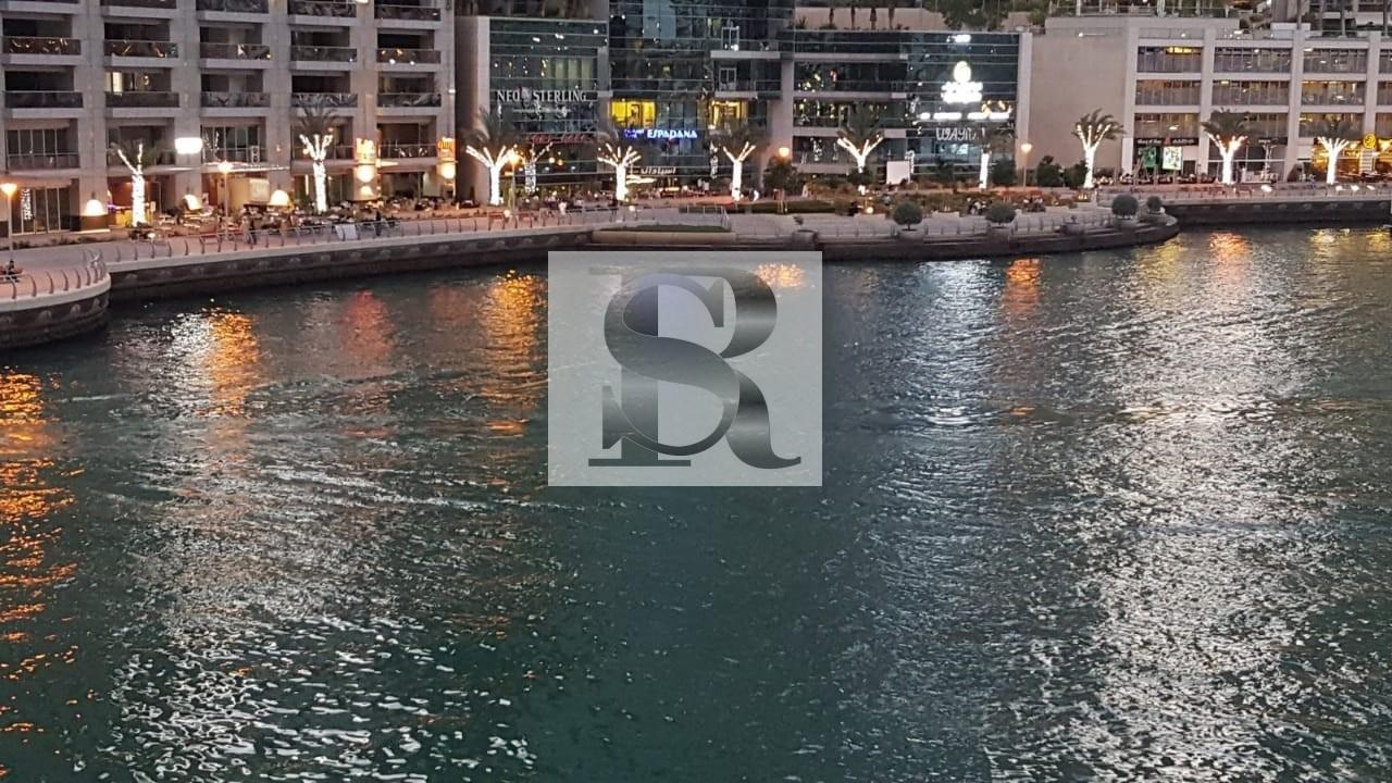 Mid Floor | 2BR + Maid |  Marina View | Furnished
