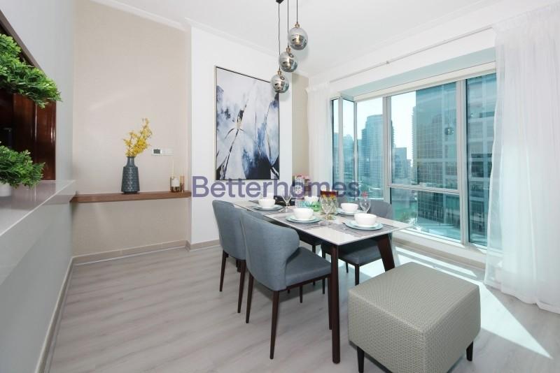 Luxury Furniture | Full Marina View | Balcony | Stunning