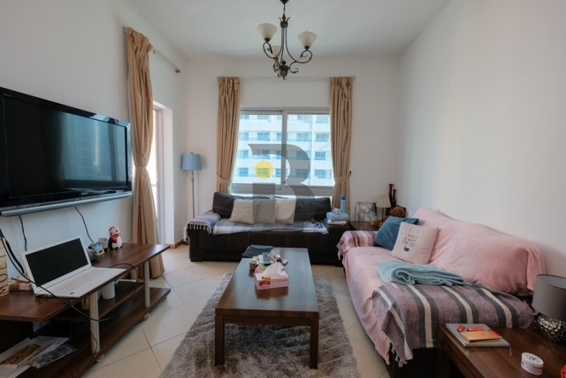 1BD in Marina Diamond 2 Fully Furnished  6 Month 25k One year 46k