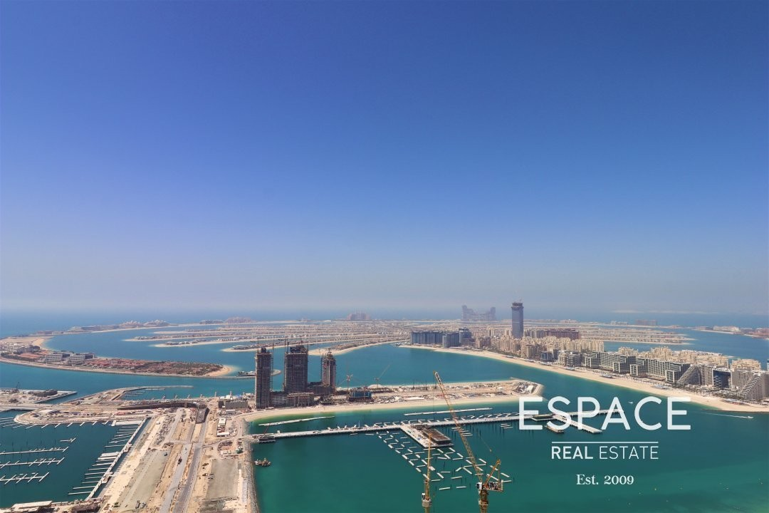 Sea View | High Floor| Spacious