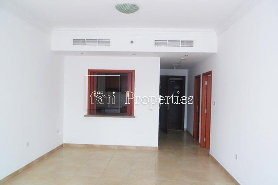 1 BR | Vacant | Unfurnished | Low Floor | 60K