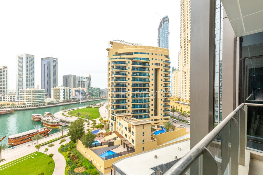 Full Marina View | Sparkle Towers