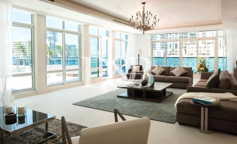 Marina View | Luxurious Villa In Dubai Marina
