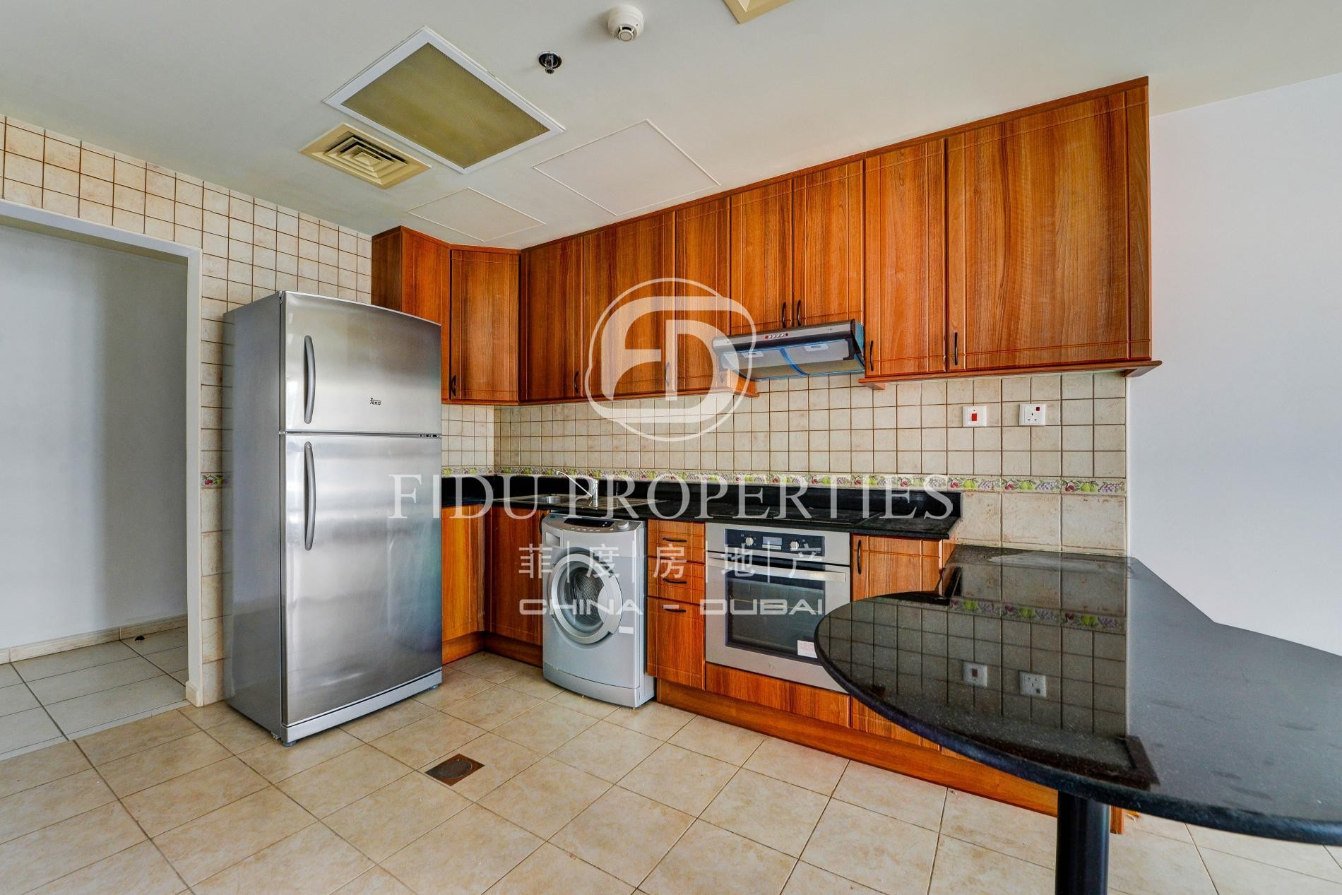 High Floor | Sea View | With Kitchen Appliances