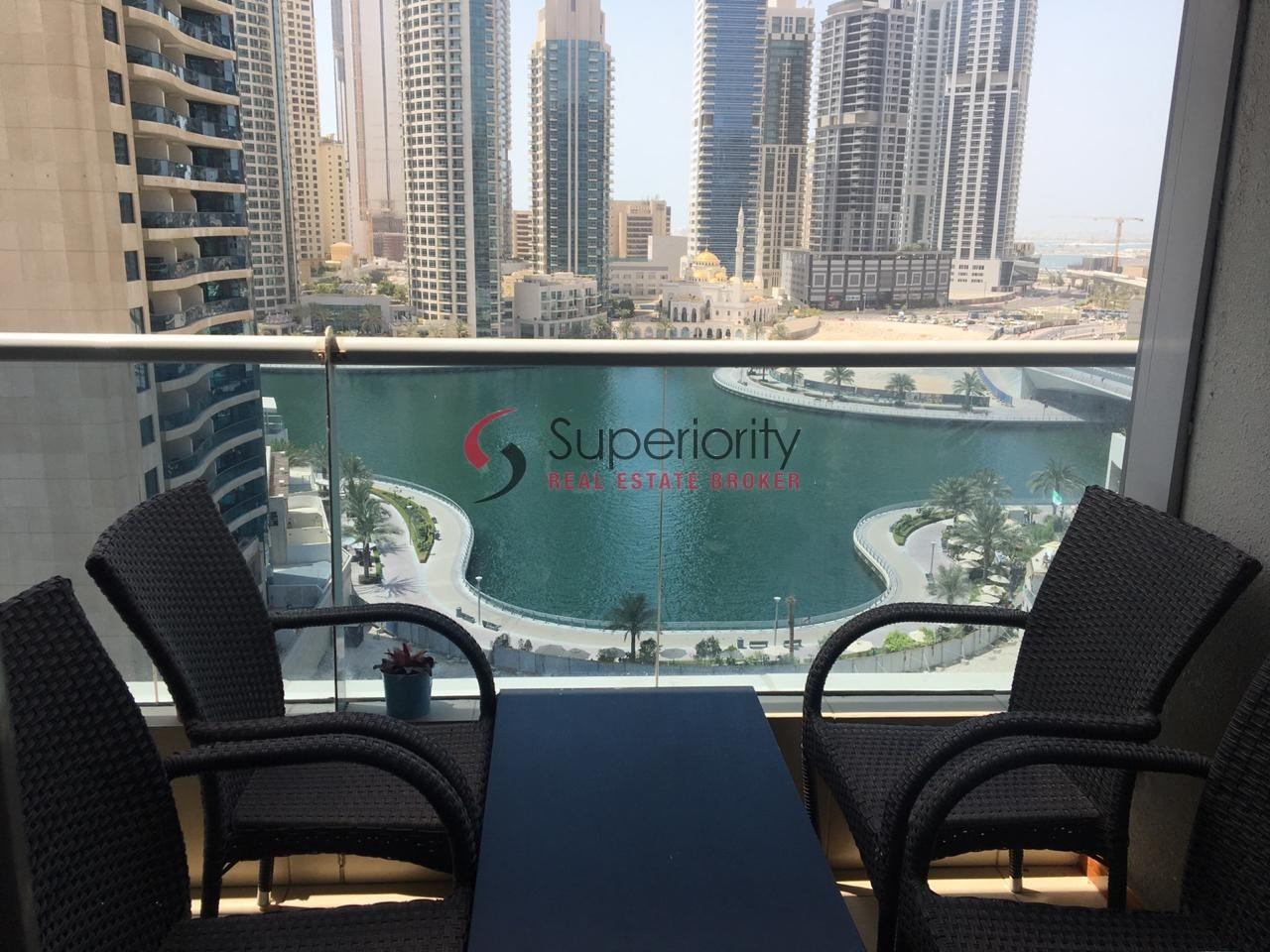 Marina View | 2BR Apartment in Dubai Marina