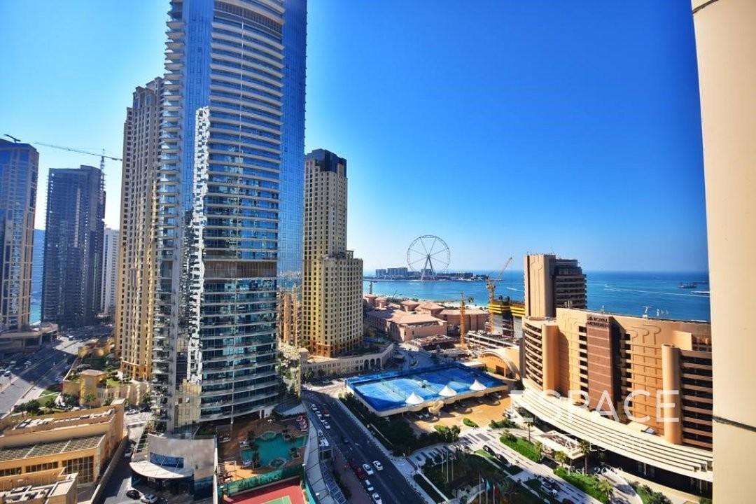 Fully Furnished - Beach and Marina Views
