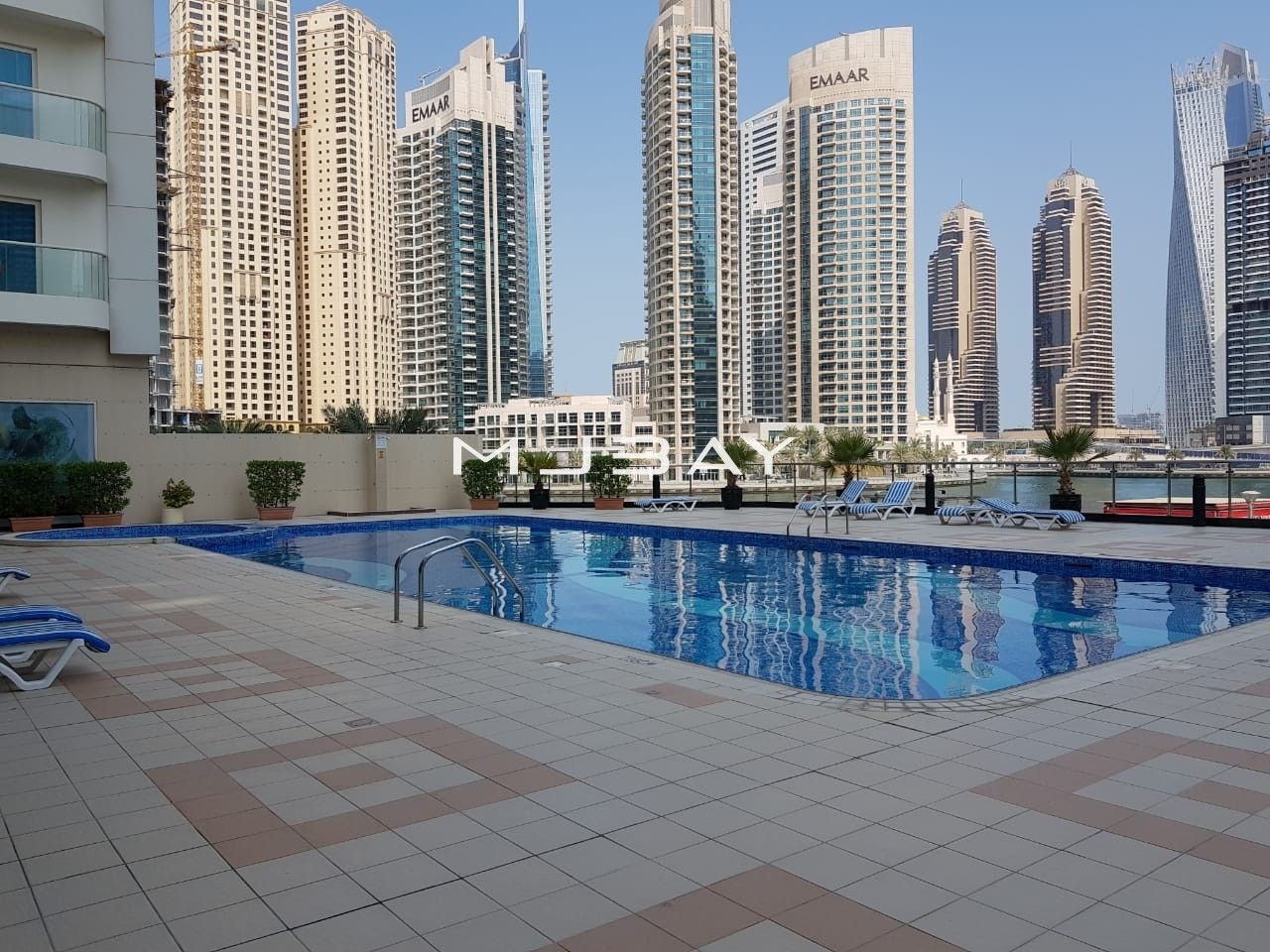 Fully Furnished | Near to Metro | Marina View