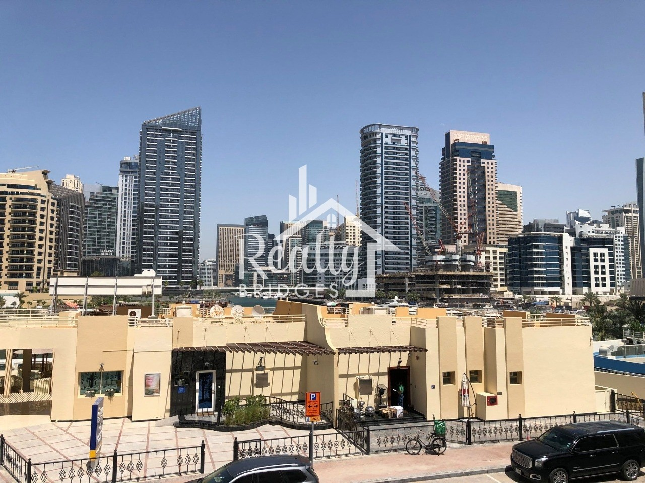 Fully-Furnished with Brand New Furniture  Dubai Marina View - Available for Short Term