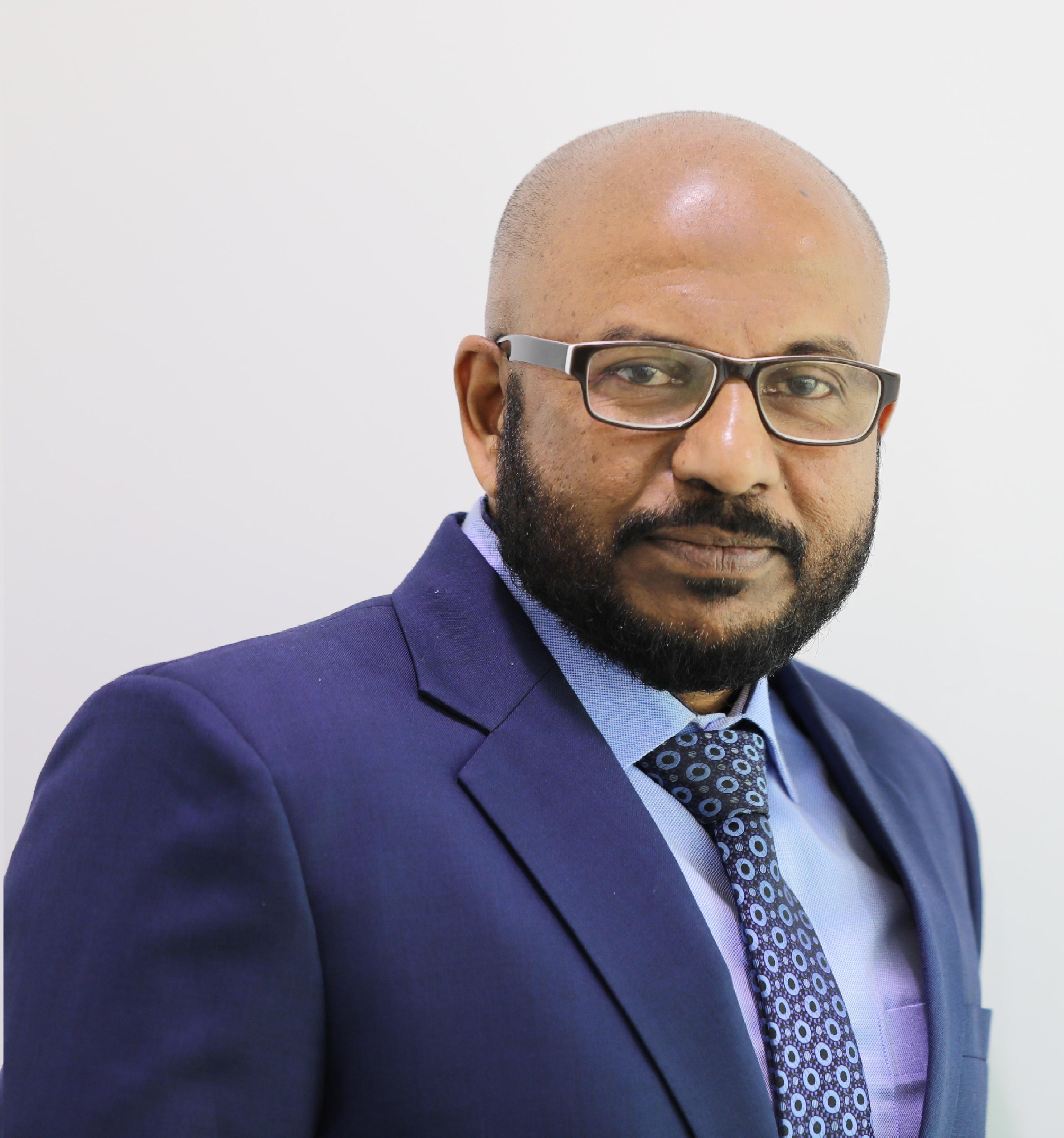 Mohammed Shoukat Ali