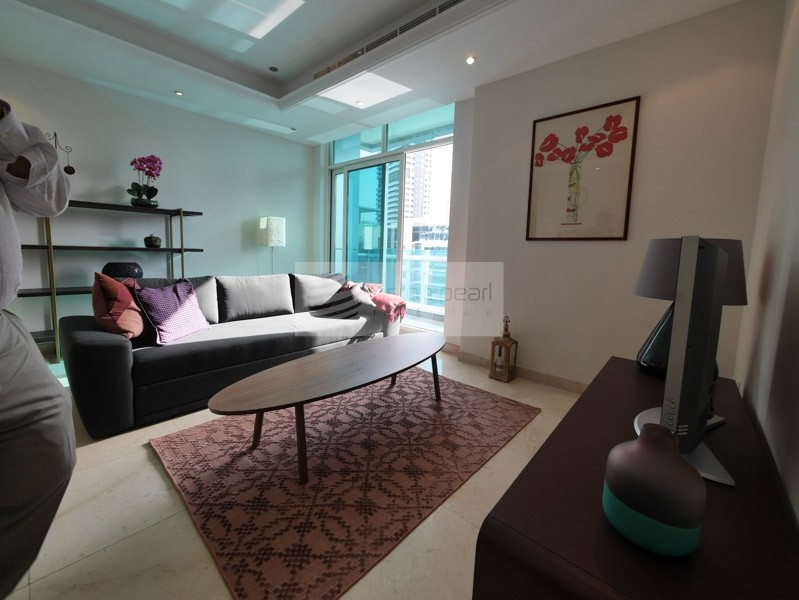 Fully Furnished 1BR Multiple Cheque Bills Included