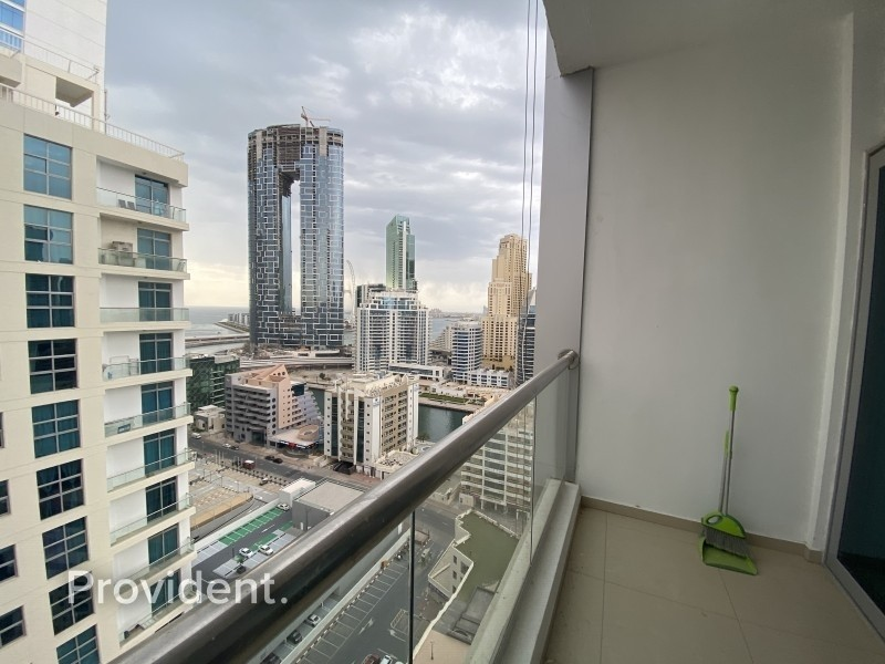 Chiller Free, Spacious 1BR,Partial sea view