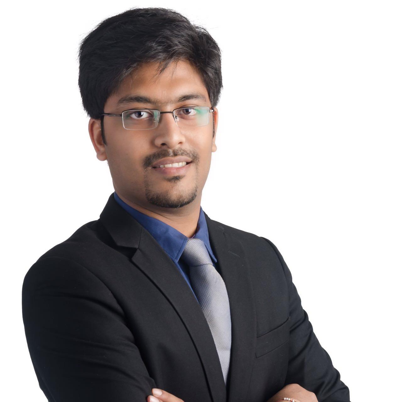 Mr Rishabh Shah