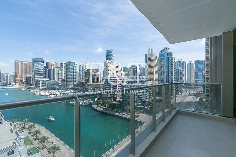 Exclusive | Brand New Full Marina View One Bed Apt