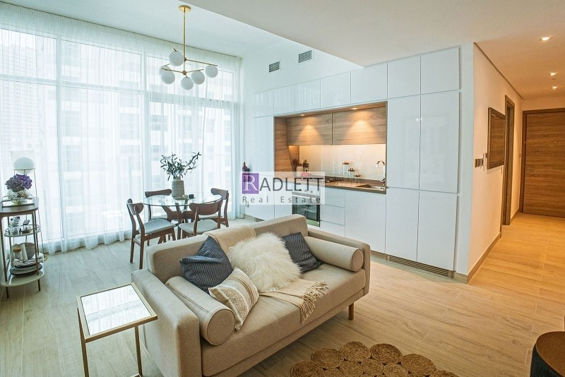 Brand New 1 BR|Jabel Ali and Sea Facing |Hot Deal