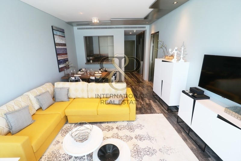 With 360 Video Tour | Furnished | Sea and Marina View