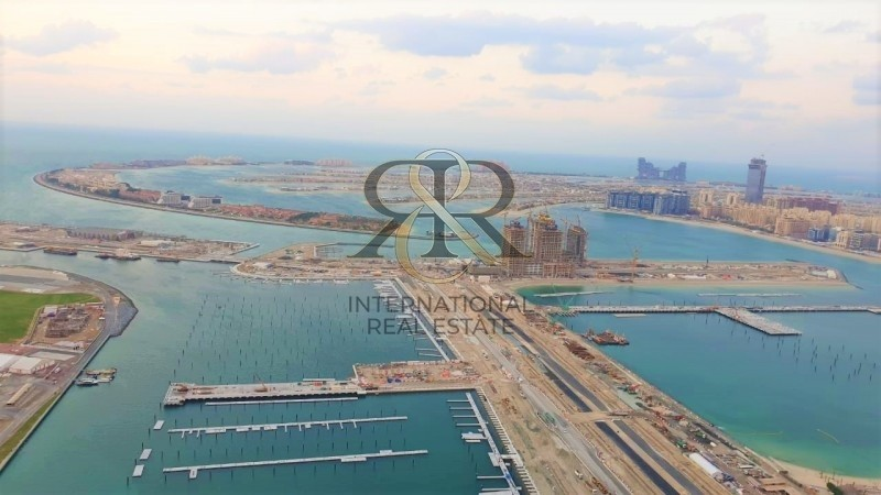 High End Tower | Palm & Sea View | 2 Bedrooms Furnished.
