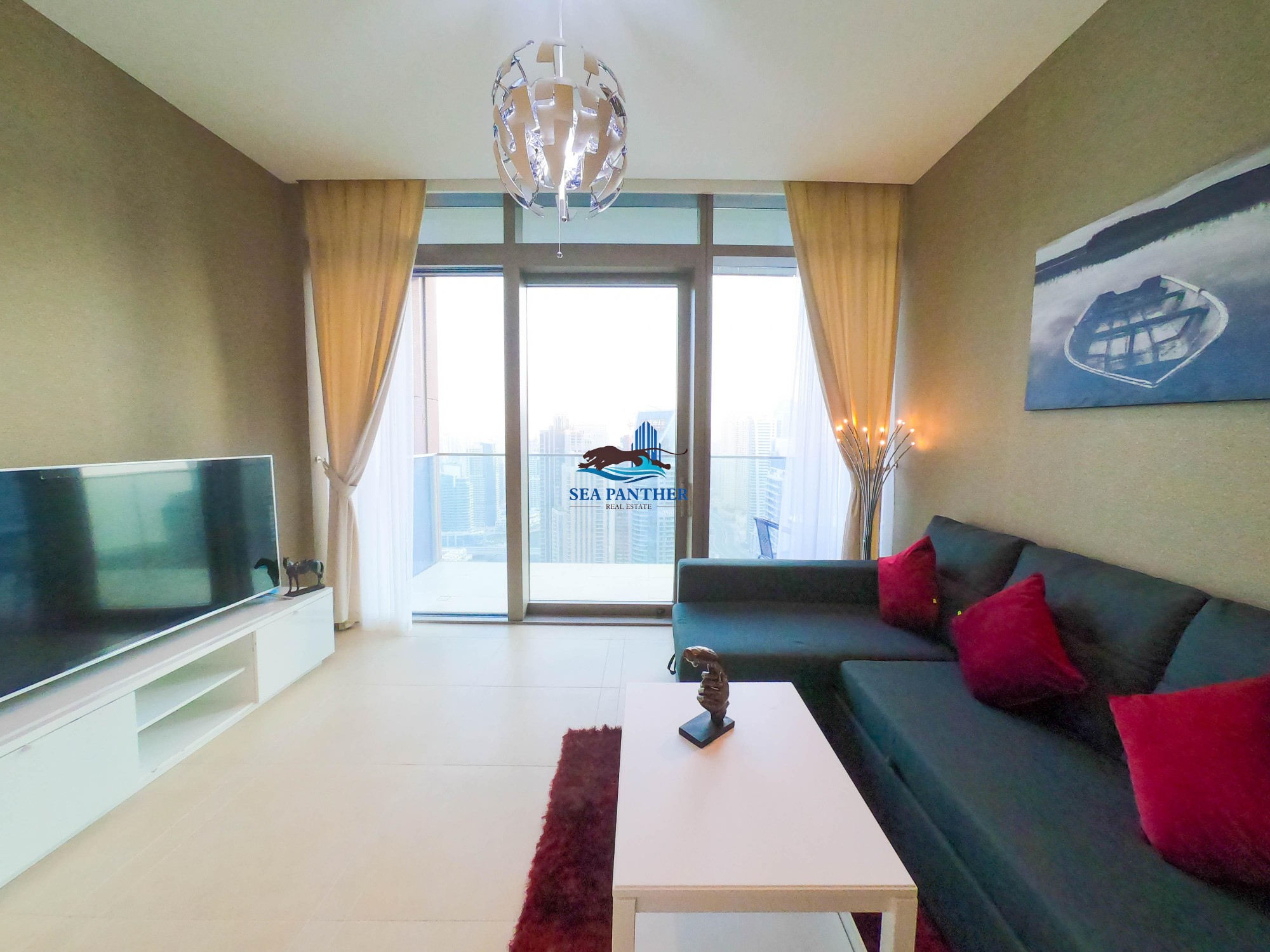 SPACIOUS 1 BED | FOR LEASE | Marina Gate II