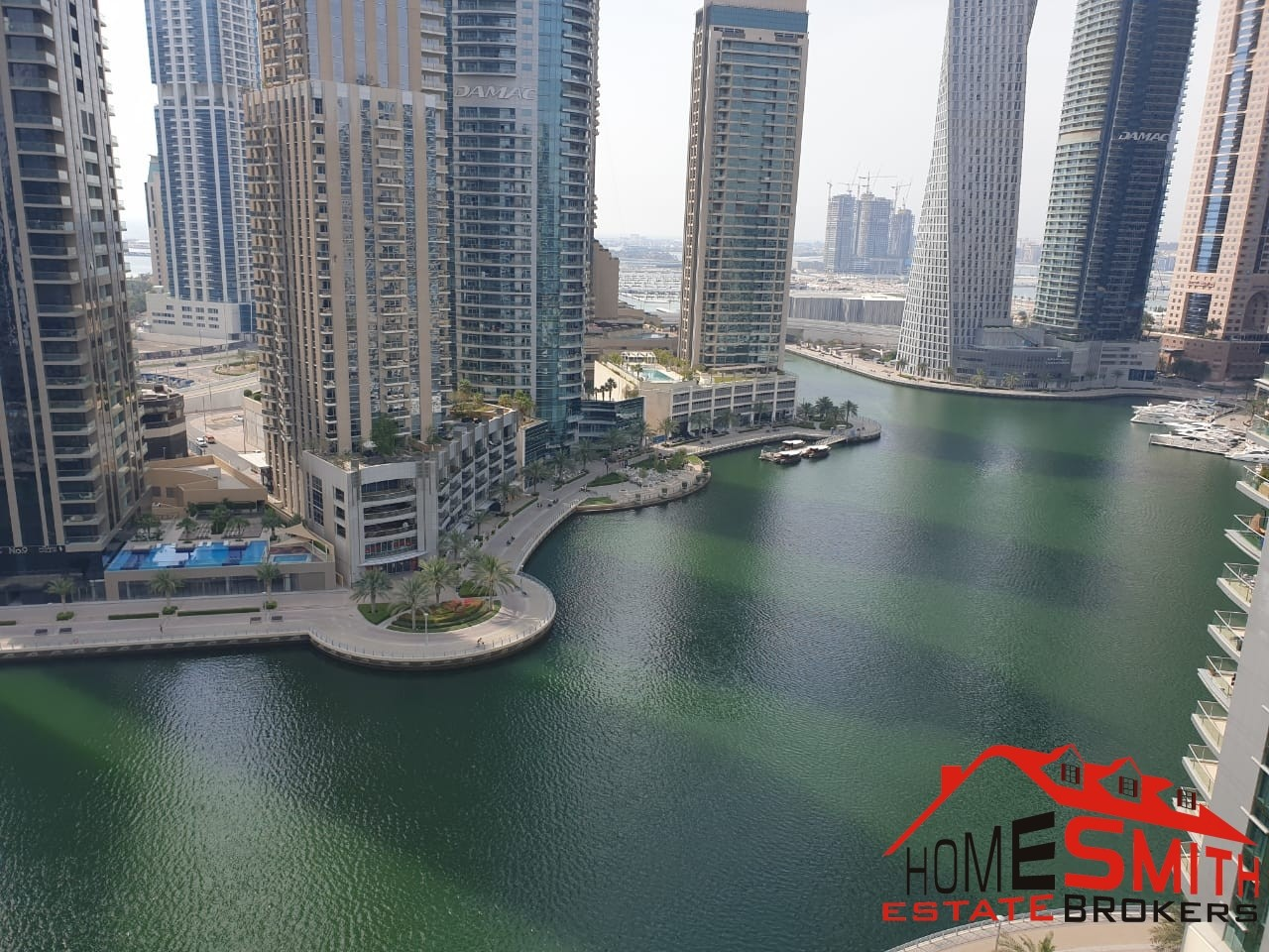 Full Marina View Middle Floor Close To Metro / No Agents