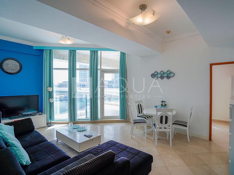 Chiller Free | Fully Furnished | 2 Bedroom