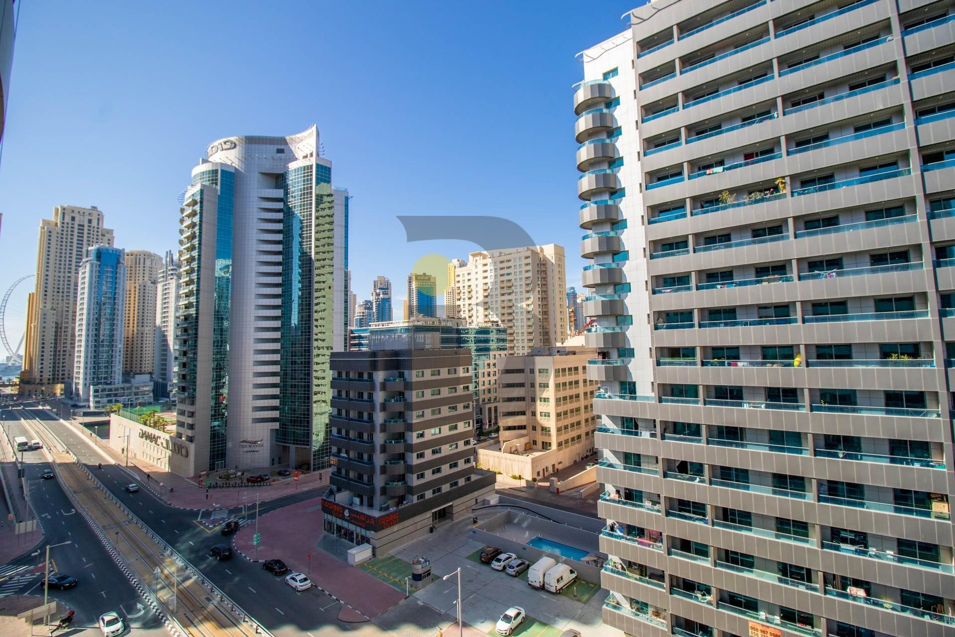 1 Bed Furnished Apartment | Dubai Marina Metro