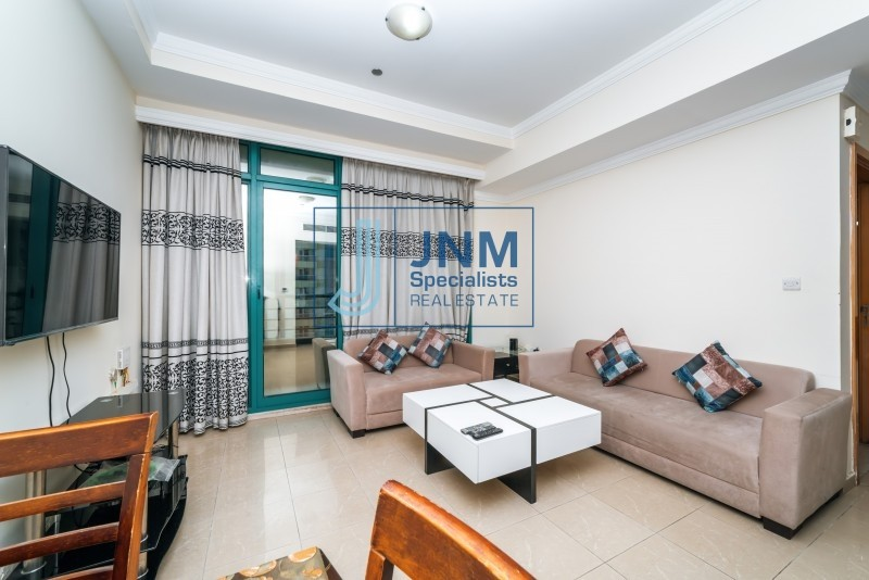 Exclusive 1BR Unit | Fully-Furnished | High Floor