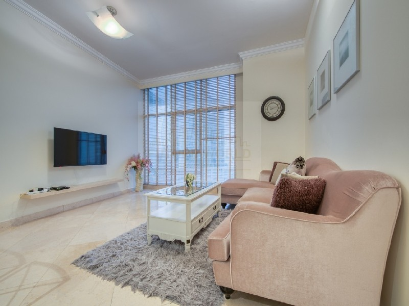 Full Marina View | Beautiful | Furnished | Well Maintained Unit