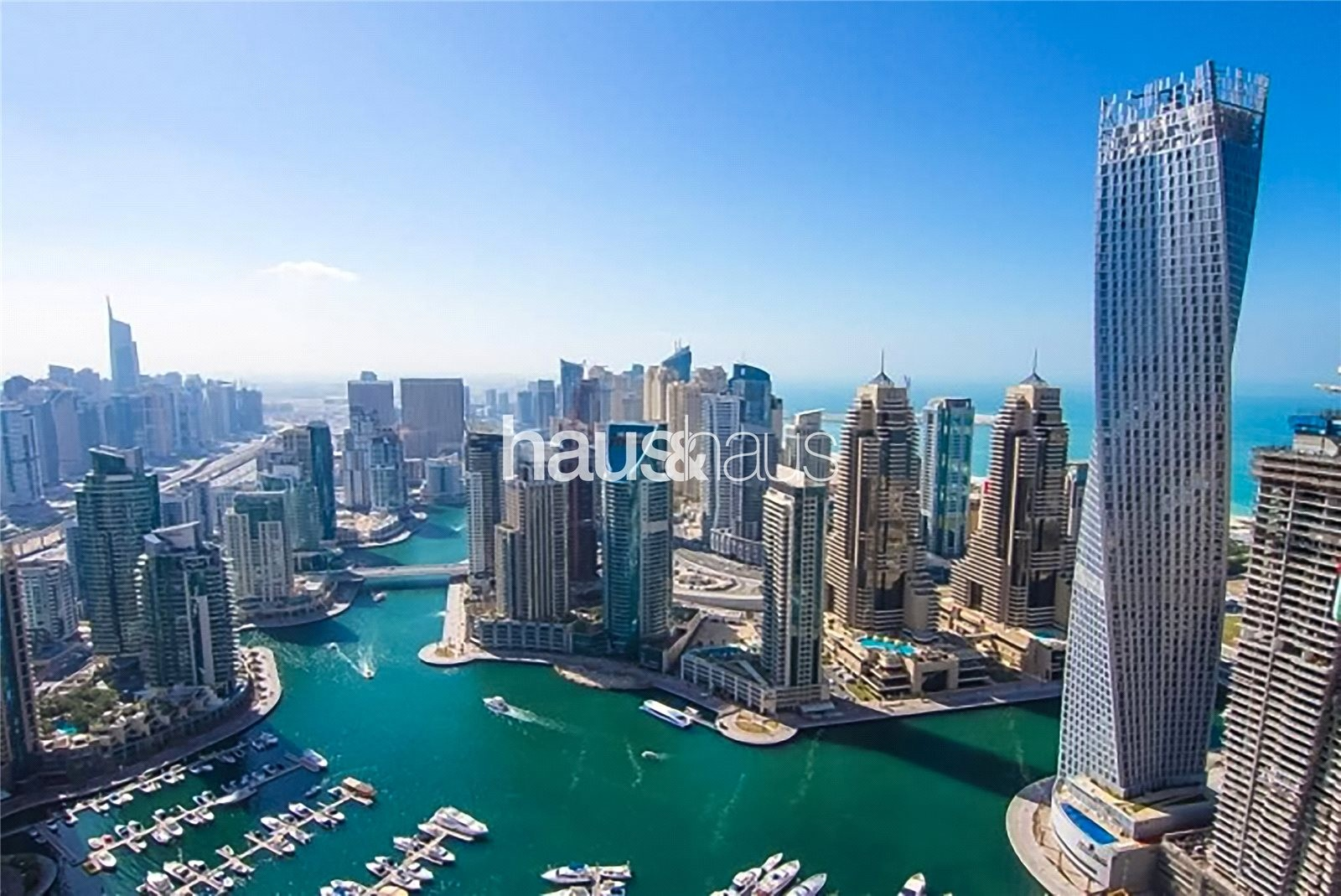 Marina Heights Penthouse | Upgraded | Amazing View