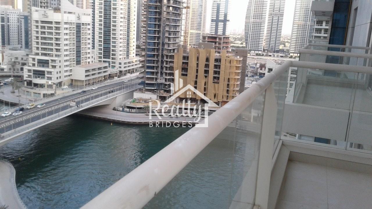 2 BR - Marina View - Near Tram - 2 Balconies