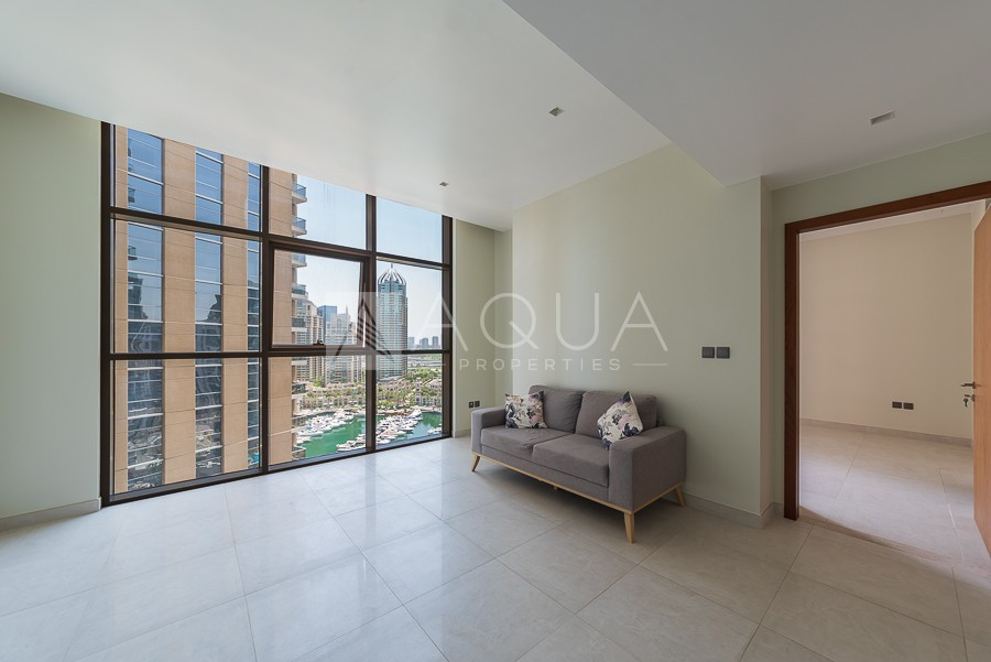 Marina View | Brand New Managed 1 Bed Unit