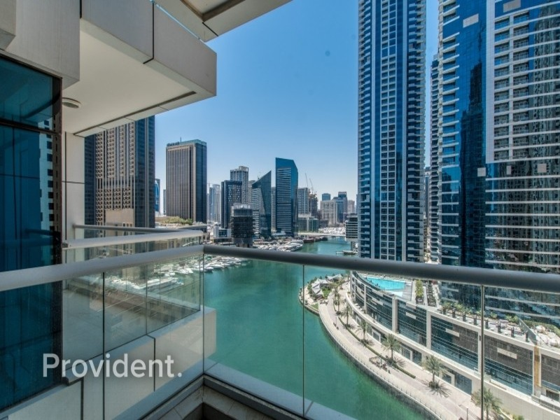 Brand New | High End with Breathtaking Marina View