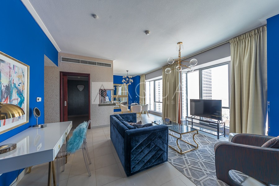 Best Layout | Marina and Sea View | 1 Bed