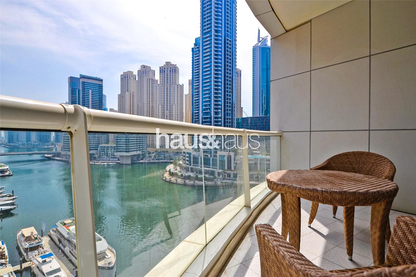 Beautifully Furnished | Stunning Marina View